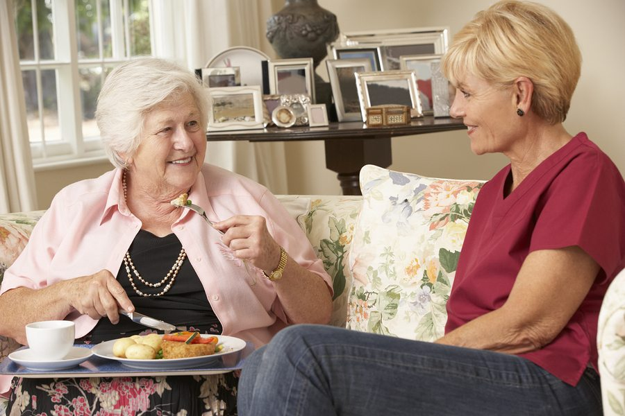 Caregivers in Parkers Prairie MN: Should Your Senior Still Have Home Care If They Live with You?