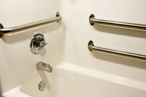 Elderly Care in Little Falls MN: How are Bathrooms Dangerous for Seniors?