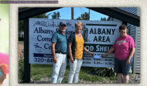 Alternative Senior Care Gives Back to the Community Sauke Centre, MN