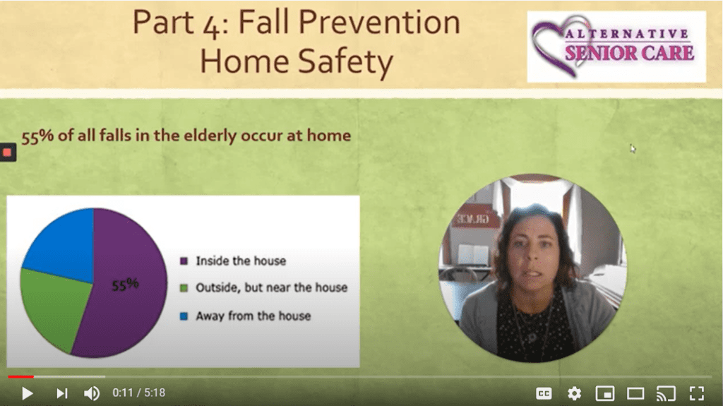 Low or No Cost Changes You Can Make in Your Home to Prevent Falls